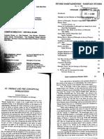 Dewan 1995. St. Thomas and Pre-Conceptual Intellection