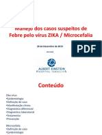 Manejo Dos Casos Suspeitos de Febre Do ZIKA