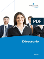Directorio Dental Abril 2012