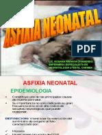Asfixia Neonatal - Chana 2011