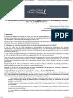 Os Limites Para Alterações de Contratos Administrativos_ o Entendimento Adotado Pelo Tcu No Acórdão 448_2011