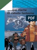 Quique Hache y El Caballo Fantasma - Sergio Gomez (1)
