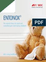 Entonox Midwife Brochure Hlc 402610 Jul09409 74837