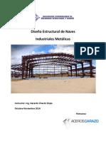 Curso de Naves Industriales Metálicas