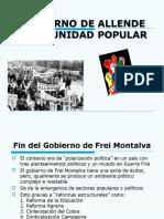 Gobierno de Allende