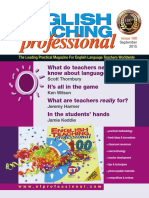 English Teaching Professional 2015 100 September