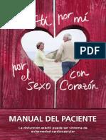 Manual Del Paciente Disfuncion Erectil