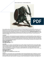 Skaven Clans description for wfrp