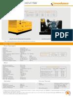 Ficha Tecnica Planta Md 275