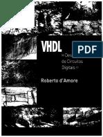 VHDL Descrição e Sintese de Circuitos Digitais - Roberto Damore