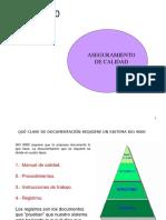 ISO 9001 - II