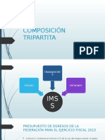 COMPOSICIÓN TRIPARTITA IMSS