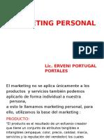 EL MARKETING PERSONAL