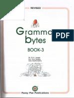 Std-3 ICSE English Grammar