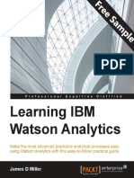 Learning IBM Watson Analytics - Sample Chapter