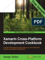 Xamarin Cross-Platform Development Cookbook - Sample Chapter