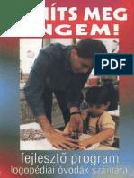 Rosta Katalin - Taníts Meg Engem! - Fejlesztő Program Logopédiai Óvodák Számára (OCR)