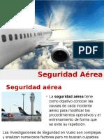 20. Seguridad de Aviación