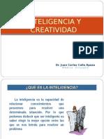 CLASE N° 01 - INTELIGENCIA Y CREATIVIDAD
