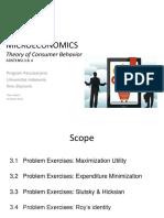 Slide 3 & 4 Asistensi Mikroekonomi-1