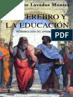 LAVADOS MONTES, J. - El cerebro y la educación. Neurobiología del aprendizaje.pdf