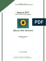 Edward Salazar Cruz. Movimiento Verde Ecologista. Programa 2006-2017