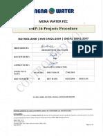Project Procedure IMP 16