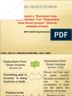 Allowableasdasdasdasdasdadeductions Personal Exemptions
