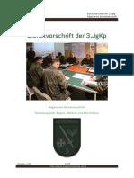 ZDv Dienstvorschrift 3.JgKp v1.60