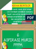 6 aspirasi