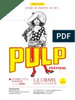 Pulp Festival 2016