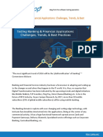 Testing Banking & Financial Applications