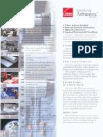 Advantex Glass Brochure