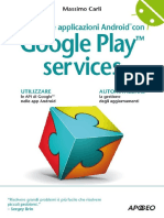 Sviluppare Applicazioni Android Con Google Play Services