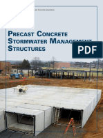 Precast Concrete Stormwater Management Technical Brochure