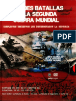Chris Mann - Grandes Batallas de La Segunda Guerra Mundial