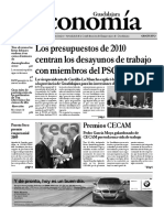 Periódico Economía de Guadalajara #28 Octubre 2009