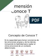 CONOCE_T