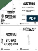 ISO 9001 Upgrading