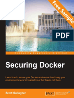 Securing Docker - Sample Chapter
