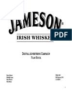 Jameson Whiskey Digital Ad Campaign