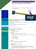 NonLinear Analysis PDF