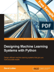Designing Machine Learning Systems with Python - Sample Chapter