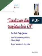 Actualizacionclinica Celia Oreja