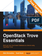 OpenStack Trove Essentials - Sample Chapter