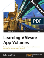 Learning VMware App Volumes - Sample Chapter