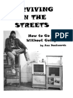 Surviving on the Streets How to Go DOWN Without Going OUT (Spare Change)