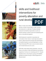 Aajeevika - National Rural Livelihoods Mission (NRLM)