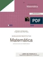 Libronivel8 Expresiones Algebraicas y Ecuaciones