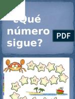 Secuencias numericas